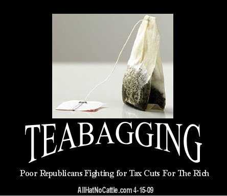 tabagger is Poor Republicians Fighting for Tax Cuts for the Rich